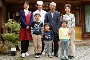 創立於1919 有歷史風格的日式民宿旅館