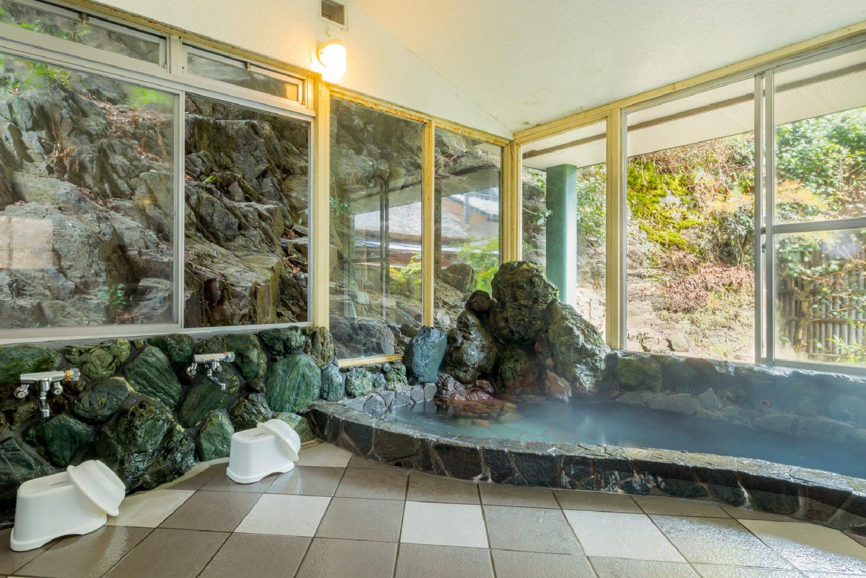 本館客室 風呂