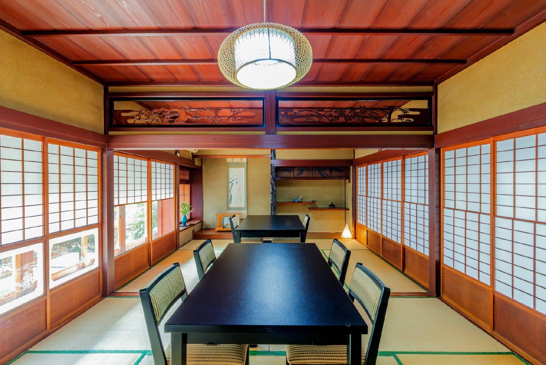 本館客室 食堂